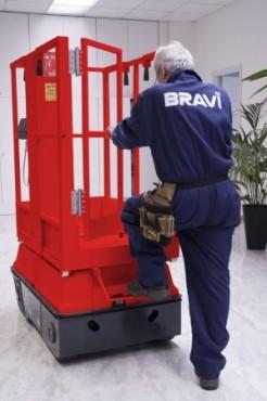 Prezentare produs Platforme mobile  BRAVI - Poza 6