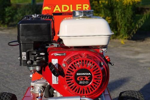 Exemple de utilizare Masina de maturat condusa manual ADLER - Poza 3