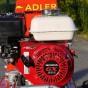 Masina de maturat condusa manual ADLER - Poza 3
