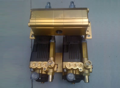 Pompe de spalat pentru uz profesional si industrial NERON - Poza 2