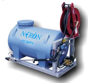 Prezentare produs Pompe de spalat pentru uz profesional si industrial NERON - Poza 1