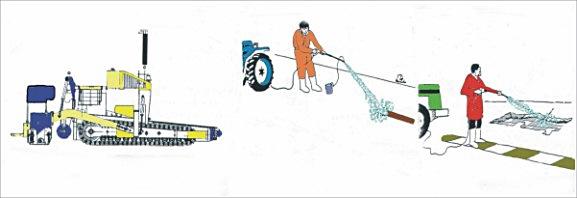 Exemple de utilizare pompe de spalat NERON - Poza 2