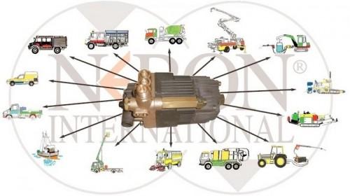 Exemple de utilizare Pompe de spalat NERON - Poza 5