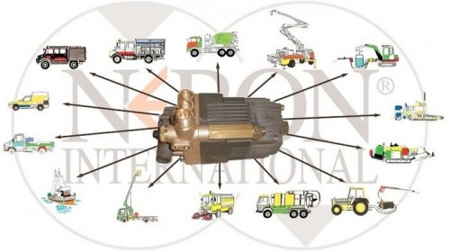Prezentare produs Exemple de utilizare pompe de spalat NERON - Poza 3