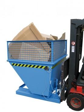 Prezentare produs Container basculant BAUER - Poza 4