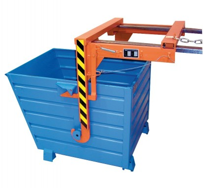 Container basculant BSK Container basculant