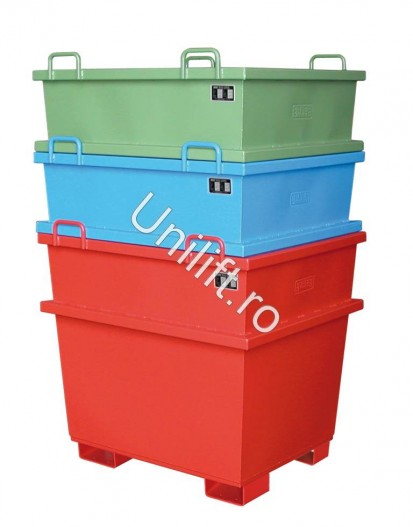 Container basculant UC Container basculant