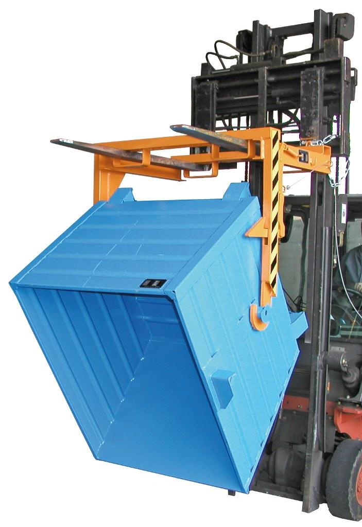 Traversa pentru container basculant BAUER - Poza 1