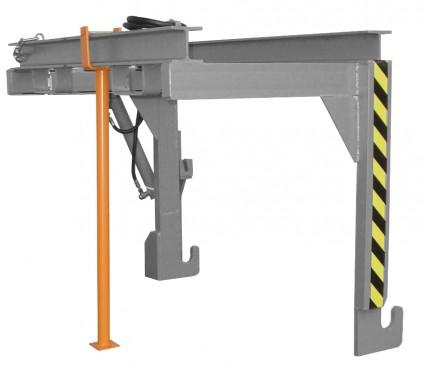 Prezentare produs Traversa pentru container basculant BAUER - Poza 5