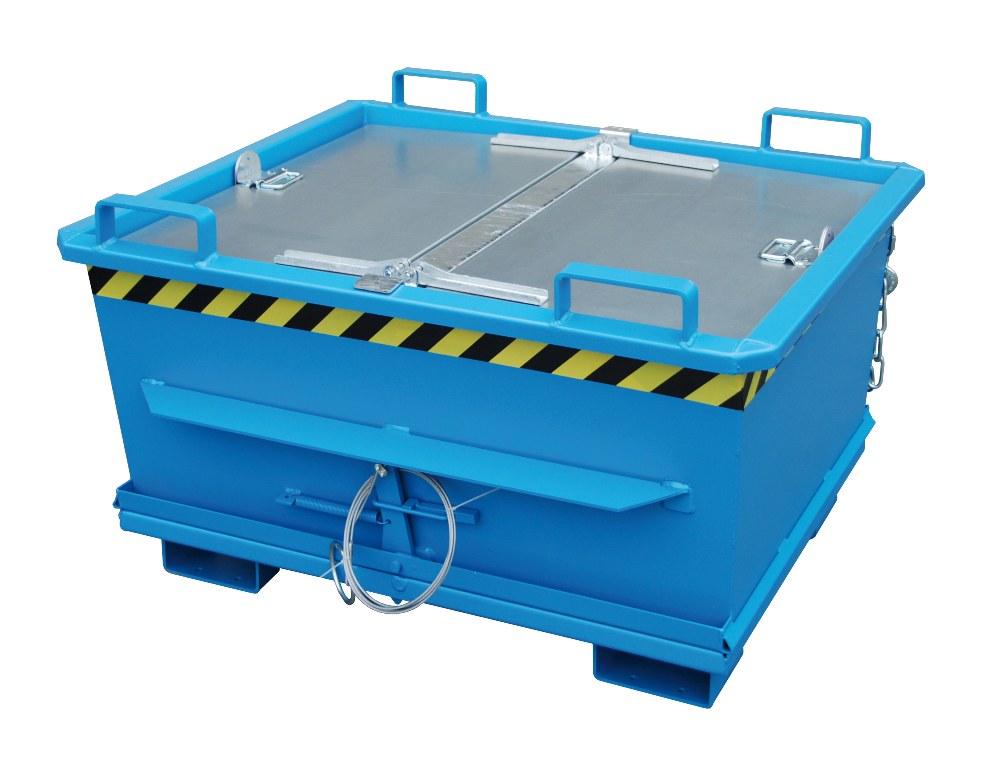 Container cu deschidere inferioara BAUER - Poza 3