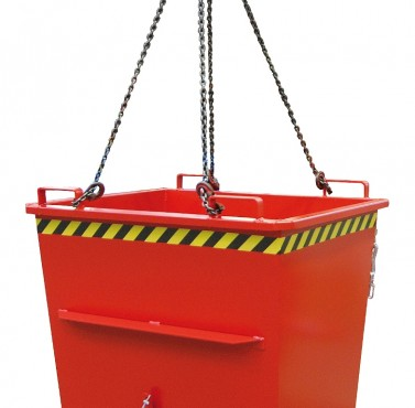 Prezentare produs Container cu deschidere inferioara BAUER - Poza 4