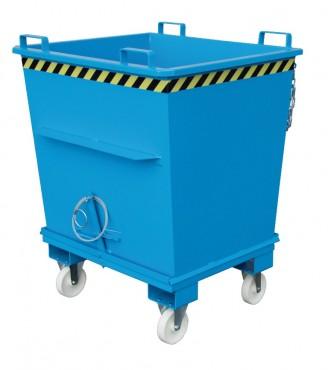 Prezentare produs Container cu deschidere inferioara BAUER - Poza 5
