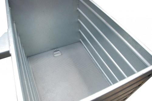 Prezentare produs Containere maruntisuri BAUER - Poza 2