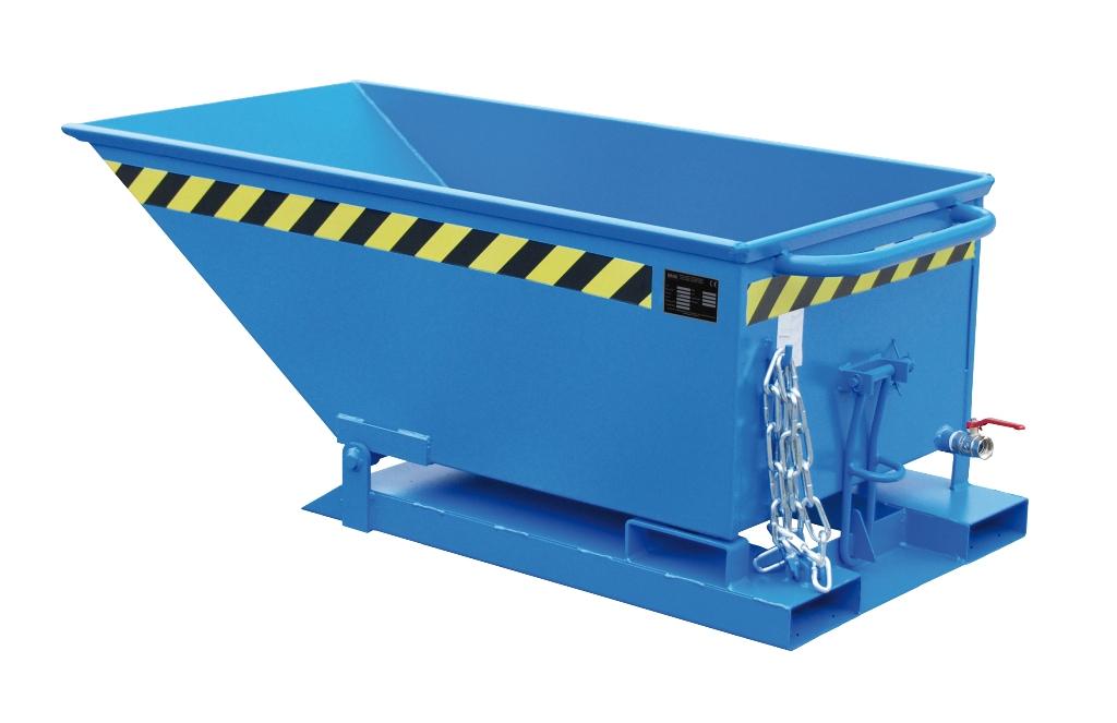 Containere maruntisuri  BAUER - Poza 1