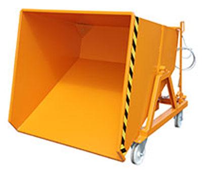Containere maruntisuri BAUER - Poza 2
