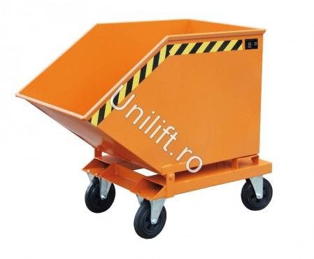 Prezentare produs Containere roaba BAUER - Poza 2