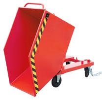 Prezentare produs Containere roaba BAUER - Poza 3