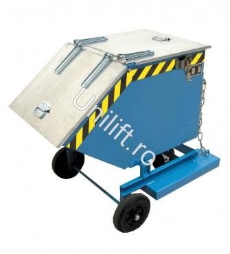 Prezentare produs Containere roaba BAUER - Poza 4