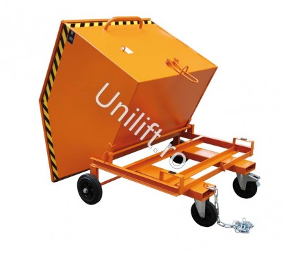 Prezentare produs Containere roaba BAUER - Poza 5