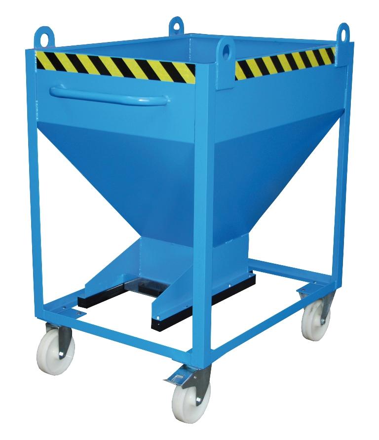 Containere siloz BAUER - Poza 1