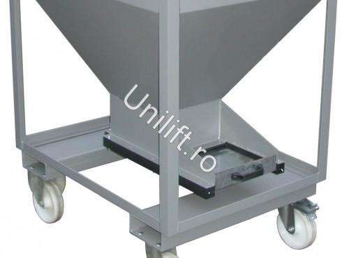 Prezentare produs Containere siloz BAUER - Poza 5
