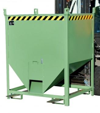 Prezentare produs Containere siloz BAUER - Poza 4