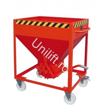 Prezentare produs Containere siloz BAUER - Poza 1