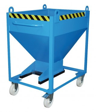 Prezentare produs Containere siloz BAUER - Poza 2