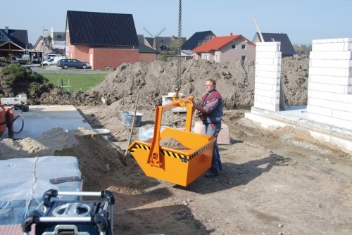 Prezentare produs CONTAINER DE CONSTRUCTII - TIP BKG 2 BAUER - Poza 5