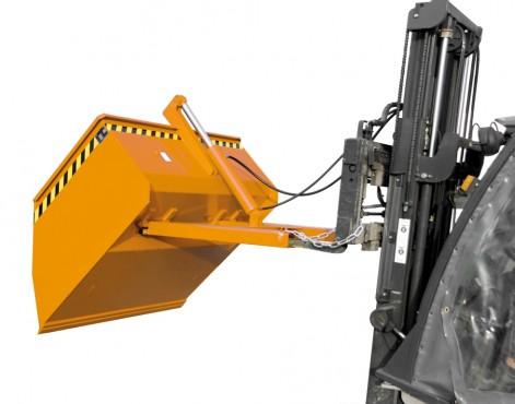 Prezentare produs Cupa hidraulica TIP BSM-H BAUER - Poza 2
