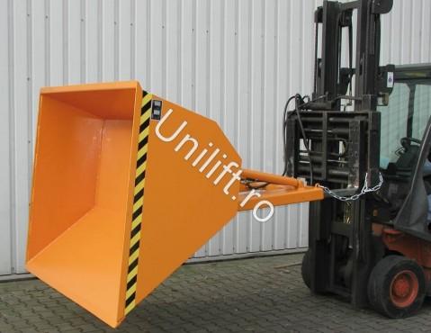 Prezentare produs Cupa hidraulica TIP HVR BAUER - Poza 4