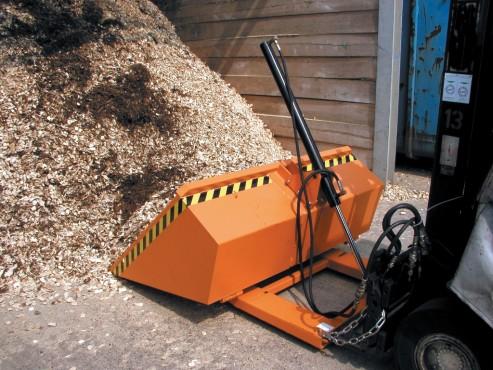 Prezentare produs Cupa hidraulica TIP DGS BAUER - Poza 1