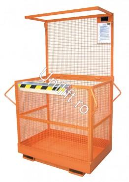 Prezentare produs Platforma de protectie MB-CH BAUER - Poza 2