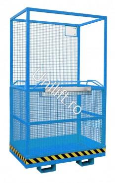 Prezentare produs Platforma de protectie TIP MB-A BAUER - Poza 5