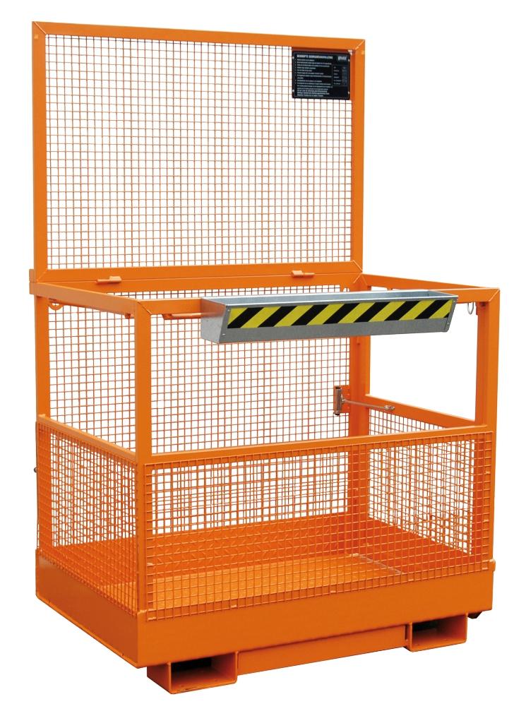 Platforma de protectie TIP MB-B-L BAUER - Poza 7