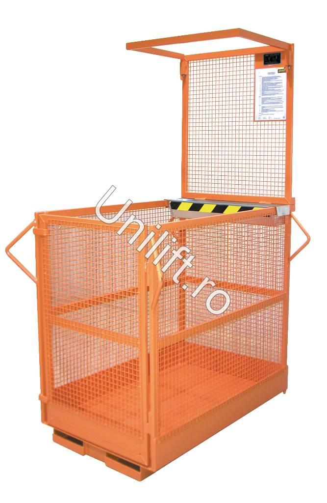 Platforma de protectie TIP MB-CH-L BAUER - Poza 8