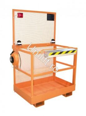 Prezentare produs Platforma de siguranta TIP MB-ST BAUER - Poza 12