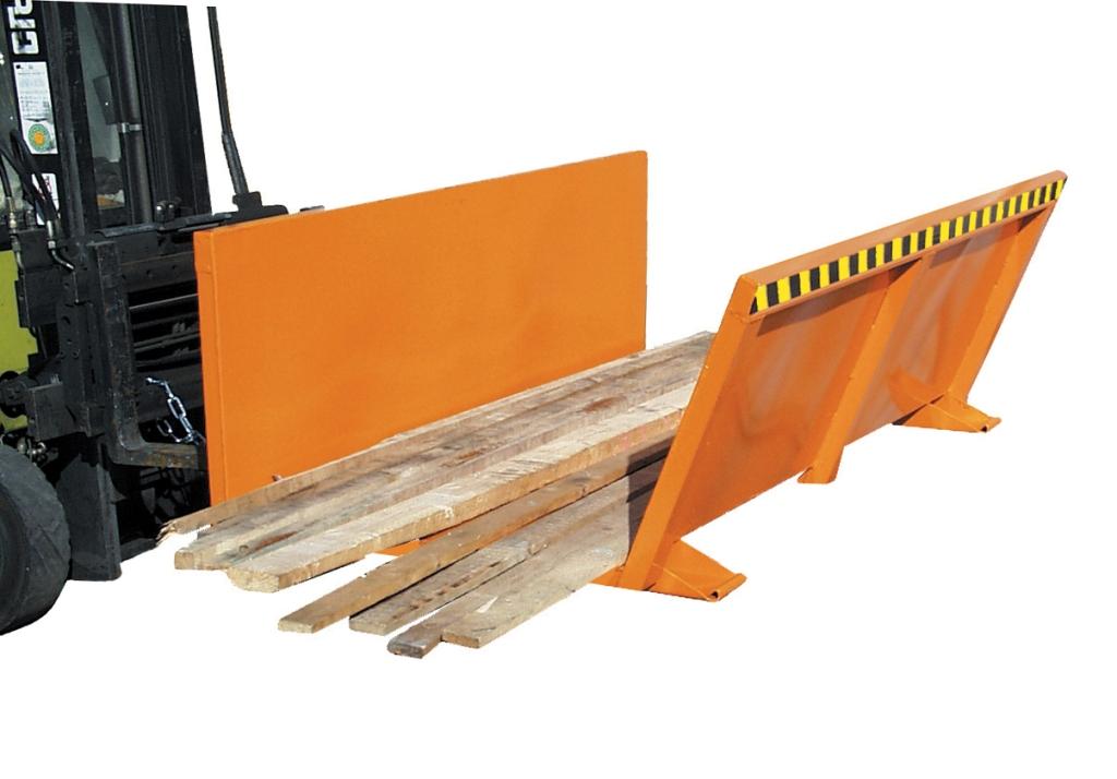 Container pentru materiale lungi TIP LGK BAUER - Poza 1