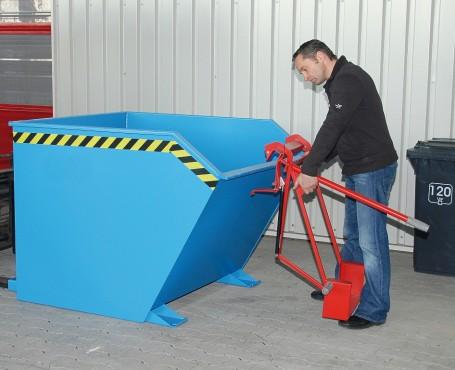 Prezentare produs Cos de reciclare TIP SV BAUER - Poza 5