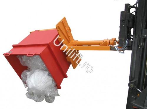 Prezentare produs Echipament de basculare hidraulic TIP KGH BAUER - Poza 8