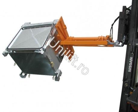 Prezentare produs Echipament de basculare hidraulic TIP KGH BAUER - Poza 9