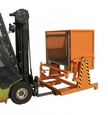 Prezentare produs Echipament de basculare mecanic TIP KGM BAUER - Poza 12