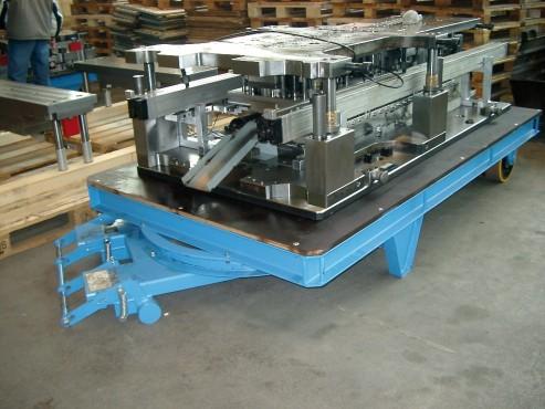 Prezentare produs Sistem de stivuire Tip STS BAUER - Poza 5