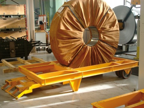 Prezentare produs Sistem de stivuire Tip STS BAUER - Poza 6