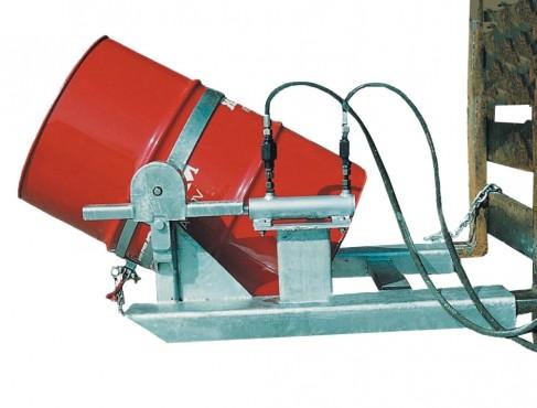 Prezentare produs Dispozitiv de basculare butoaie  TIP FD-H BAUER - Poza 8