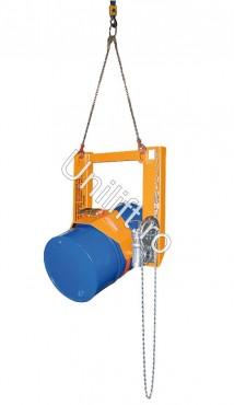 Prezentare produs Dispozitiv de basculare butoaie  TIP FLEX-K BAUER - Poza 12