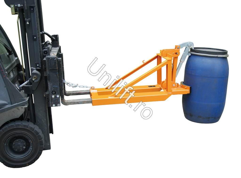 Dispozitiv de ridicare butoaie TIP  RS-D 91 BAUER - Poza 23