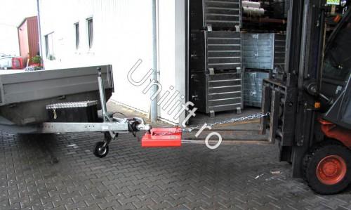 Prezentare produs Accesoriu carlig remorca auto TIP RH BAUER - Poza 4