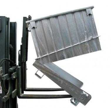 Prezentare produs Container cu deschidere inferioara BAUER - Poza 1