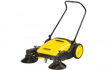 Echipamente pentru curatenie Echipamentele pentru curatenie Karcher sunt disponibile intr-o gama variata, precum masini de frecat, aspirat si maturat, curatitoare pentru scari rulante.